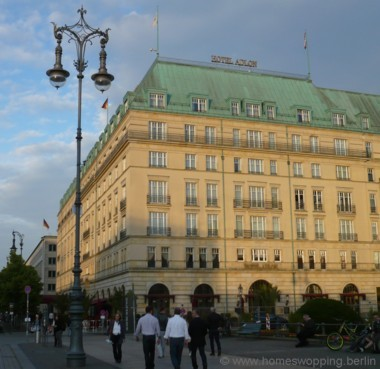 Photo hotel Adlon, Berlin