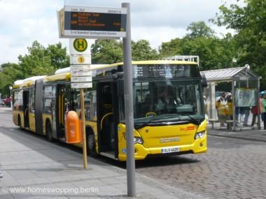 Photo public transport Berlin