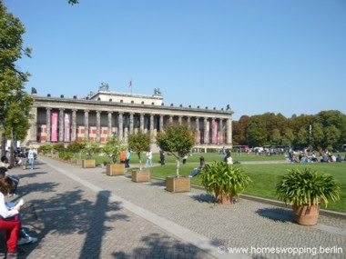 Photo Altes Museum, Berlin
