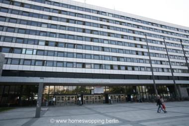 Building of TU University, Berlin